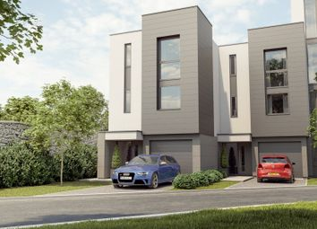 Thumbnail 3 bed town house for sale in Eggbuckland Road, Hartley, Plymouth