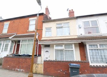 Thumbnail 3 bed terraced house for sale in Queens Head Road, Handsworth, West Midlands