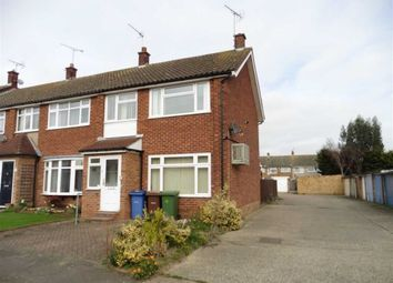 Thumbnail 3 bed end terrace house for sale in Berwood Road, Corringham, Stanford-Le-Hope