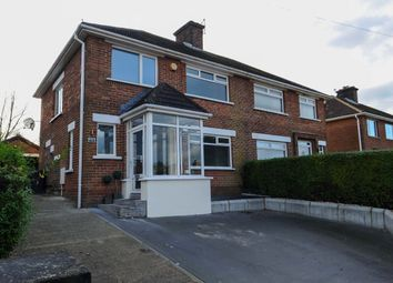 Thumbnail Semi-detached house for sale in Abbey Park, Stormont, Belfast