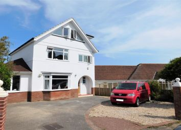 Thumbnail 4 bed detached house for sale in Lake Drive, Hamworthy, Poole