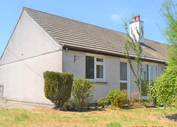 Thumbnail 2 bed semi-detached bungalow to rent in Clairemont Place, St. Cleer, Liskeard