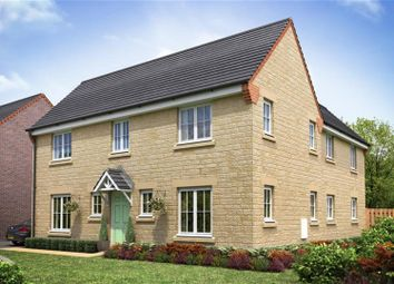 Thumbnail 4 bed detached house for sale in Pineham North, Cross Valley Link Road, Northampton