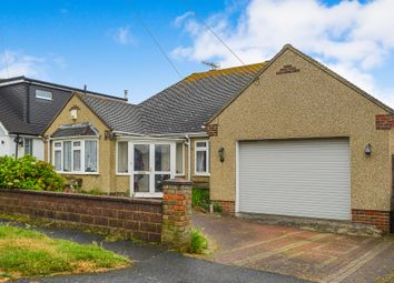 Thumbnail 3 bed detached bungalow for sale in Slindon Avenue, Peacehaven