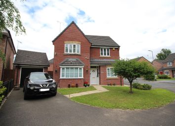 Thumbnail 4 bed detached house for sale in Tulip Walk, Rogerstone, Newport
