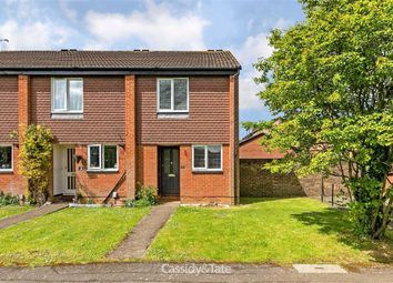 Thumbnail 2 bed terraced house to rent in Craiglands, St Albans, Hertfordshire