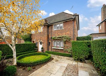 Thumbnail 4 bed semi-detached house for sale in Brim Hill, Hampstead Garden Suburb, London