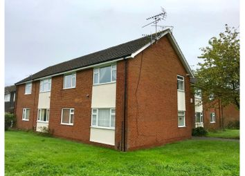 Thumbnail 2 bed flat to rent in Denbigh Court, Ellesmere Port