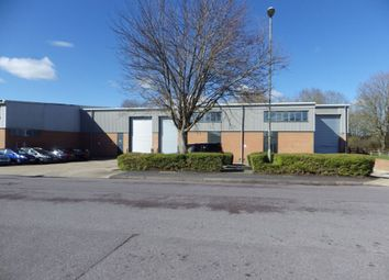 Thumbnail Warehouse to let in Davy Close, Basingstoke