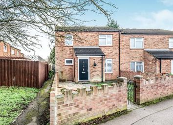 Thumbnail 3 bed semi-detached house for sale in Needwood Road, Bedford, Bedfordshire, .
