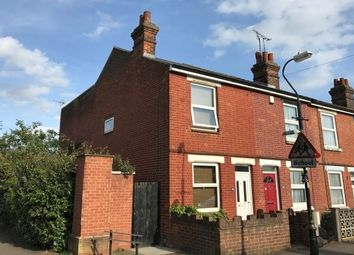 2 bed end terrace house to rent in Barrington Road, Colchester CO2