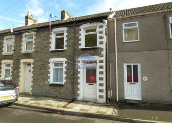Thumbnail 2 bed terraced house to rent in Llewellyn Street, Ogmore Vale, Bridgend.