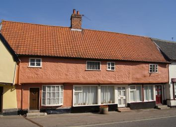 Thumbnail 3 bed cottage for sale in High Street, Ixworth, Bury St. Edmunds