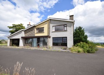 Thumbnail 5 bed detached house for sale in Lisnagrot Road, Kilrea, Coleraine