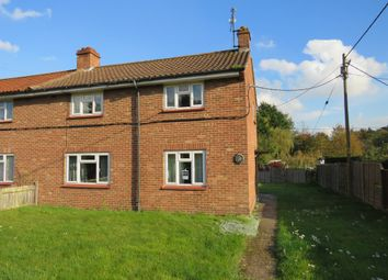 Thumbnail 3 bedroom semi-detached house for sale in Fir Close, Mundford, Thetford