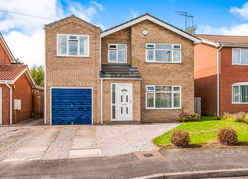 Thumbnail 5 bed detached house for sale in Pickards Way, Wisbech