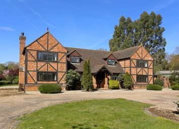Thumbnail 4 bed detached house to rent in St. Georges Lane, Ascot