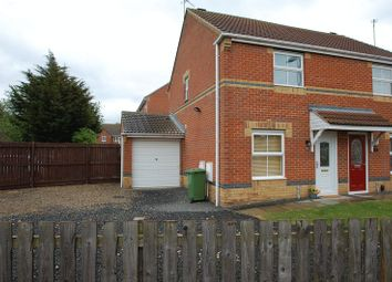 Thumbnail 2 bedroom semi-detached house for sale in Harrier Close, Thornaby, Stockton-On-Tees