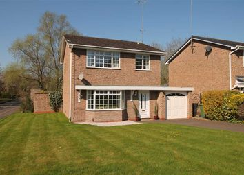 Thumbnail 4 bed detached house for sale in Stableford Close, Redditch