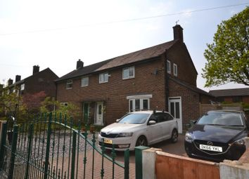 Thumbnail 3 bed semi-detached house for sale in Greenway, Great Sankey, Warrington