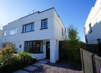 Thumbnail 3 bed semi-detached house for sale in Arle Drive, Cheltenham