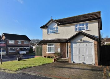 Thumbnail 4 bed detached house for sale in Sapphire Ridge, Waterlooville