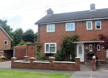 Thumbnail 3 bedroom end terrace house for sale in Winfrith Way, Nursling, Southampton