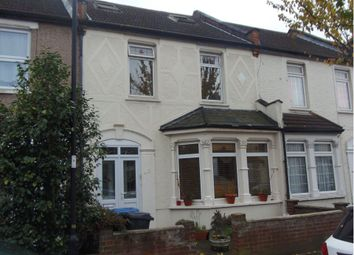 Thumbnail 4 bed terraced house for sale in Clarence Road, Enfield