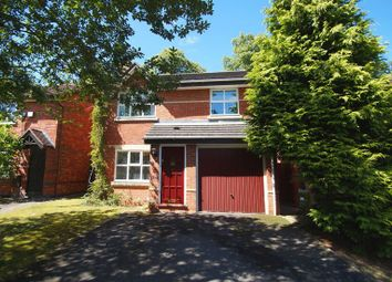 Thumbnail 4 bed detached house for sale in Terrys Close, Redditch