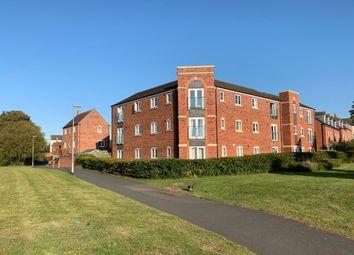 Thumbnail 2 bed flat for sale in Waterloo Croft, Lichfield