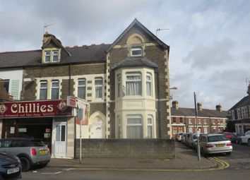 Thumbnail 5 bed terraced house for sale in Whitchurch Road, Heath, Cardiff