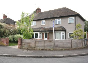 Thumbnail 5 bedroom semi-detached house to rent in Cranmer Road, Cowley, Oxford