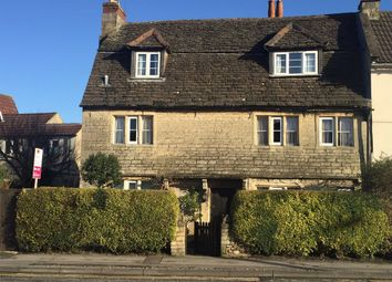 Thumbnail 4 bed semi-detached house for sale in Tow Path Mews, The Causeway, Chippenham