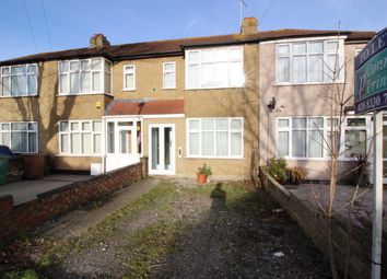 Thumbnail 3 bed terraced house to rent in Hamilton Avenue, North Cheam