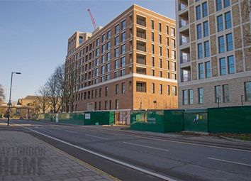 Thumbnail 2 bed flat for sale in South Garden Point, London
