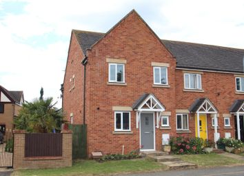Thumbnail 4 bed end terrace house for sale in Little London, Deanshanger, Milton Keynes