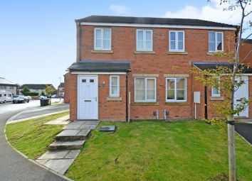 Thumbnail 2 bedroom semi-detached house for sale in 48 Whinmoor Way, Leeds