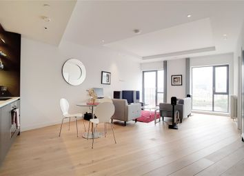 Thumbnail 1 bedroom flat for sale in Java House, 15 Botanic Square, Orchard Place, London