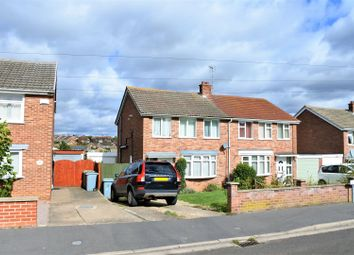 Thumbnail 3 bed semi-detached house for sale in Newport Avenue, Grantham