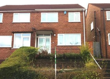 Thumbnail 3 bedroom semi-detached house to rent in Cramlington Road, Great Barr, Birmingham