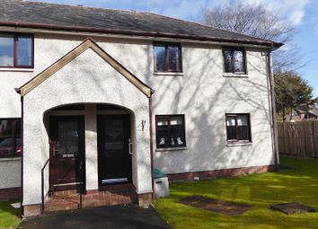 Thumbnail 3 bed flat for sale in Corberry Mews, Dumfries, Dumfries And Galloway.