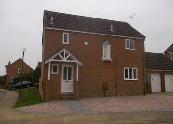 Thumbnail 3 bed detached house to rent in Gable Thorne, Wavendon Gate, Milton Keynes