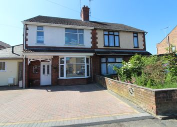 Thumbnail 3 bed semi-detached house for sale in Fletton High Street, Peterborough