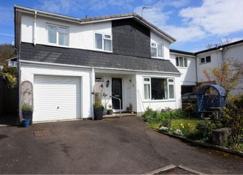 Thumbnail 4 bed detached house for sale in Mill Common, Caldicot
