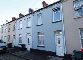 Thumbnail 3 bedroom terraced house for sale in Feering Street, Newport