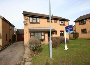 Thumbnail 4 bedroom detached house for sale in Paignton Close, Tollesby Hall, Middlesbrough