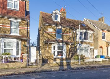 Thumbnail 4 bed semi-detached house for sale in Albany Road, Sittingbourne