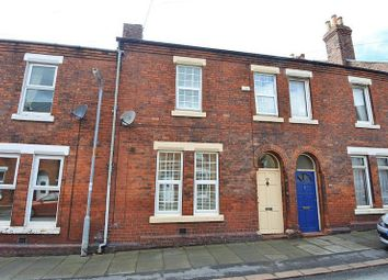 Thumbnail 3 bed terraced house for sale in Harraby Green Road, Carlisle