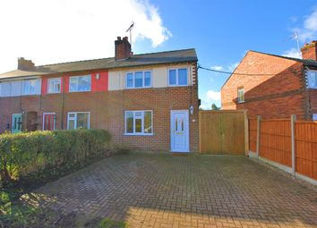 Thumbnail 2 bed end terrace house for sale in Alms Road, Doveridge, Ashbourne
