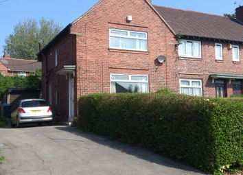 Thumbnail 2 bed end terrace house to rent in Crowder Close, Sheffield